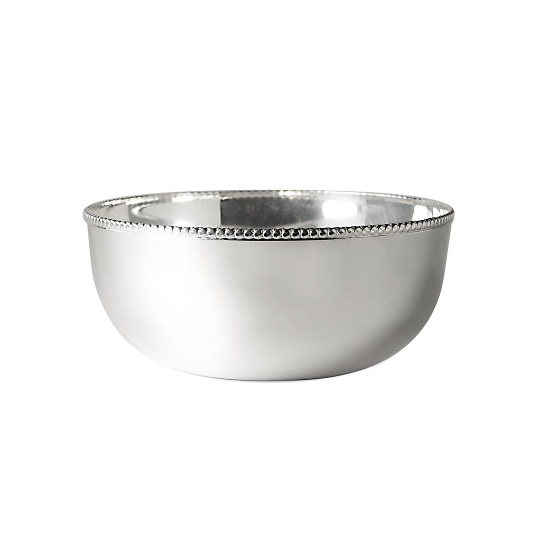 "4"" Silver Plated Finger Bowl"
